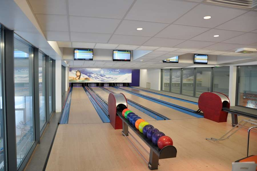 Bowling - Grand Domaine - Valmorel, Saint François Longchamp