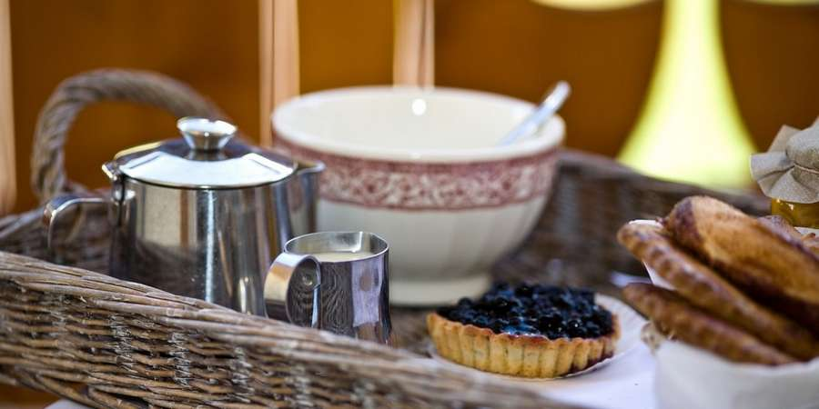 Petit-déjeuner Hôtel Le Lac Bleu (Grand Domaine, Valmorel, Saint François Longchamp)
