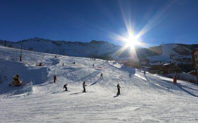 Grosses chutes de neige dès le 13 janvier 2017